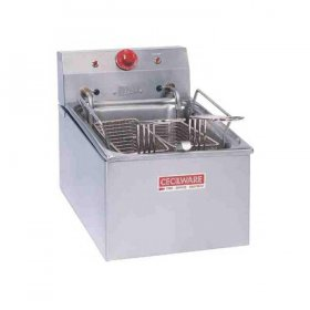 Tabletop Electric Fryolator 2 Basket for Rent
