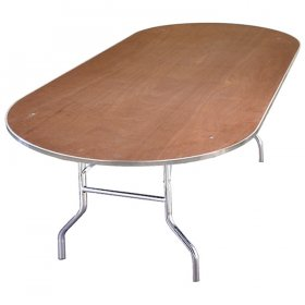 Oval Table for Rent