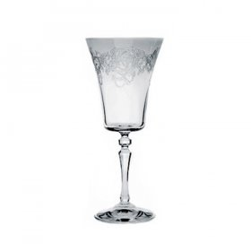 Etched Stemware for Rent
