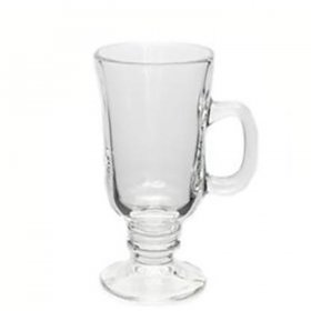 Glass Irish Coffee Cup for Rent