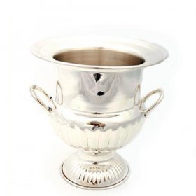 Silver Champagne Bucket for Rent