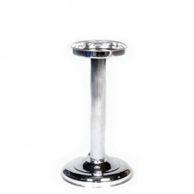 Silver Champagne Bucket Stand for Rent