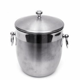Silver Ice Bucket for Rent
