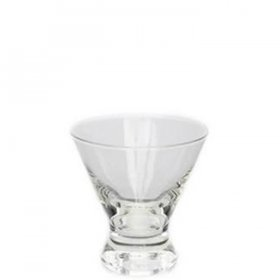 Stemless Martini Glass for Rent