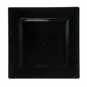 Black Square Charger for Rent