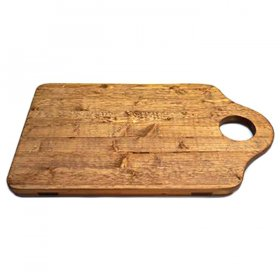 Bread Board Rectangle w/ Hole for Rent