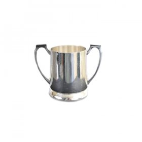 Caterer Silver Sugar Bowl for Rent