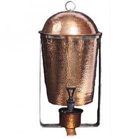 Copper Samovar (90 Cup) for Rent