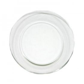 Glass Dinnerware for Rent