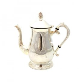 Silver Coffee Pourer (36 oz) for Rent