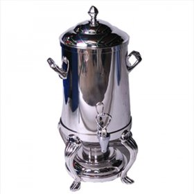 Silver Samovar Straight Side for Rent