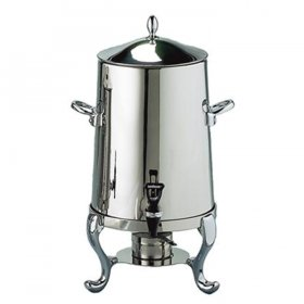 Stainless Samovar Straight Sides for Rent