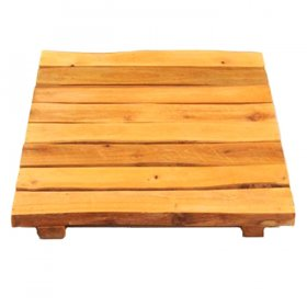 Wood Plank Platter for Rent