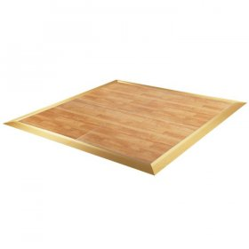 Birch Wood Dance Floor for Rent