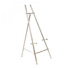 Brass Easel for Rent