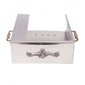 Cassette Cooker Cover Silver for Rent
