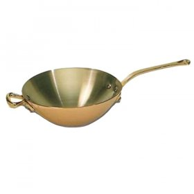 "Copper Wok 12"" for Rent"