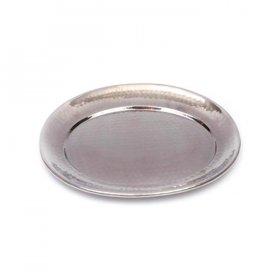 "Hammered Tray Oval 15"" x 11"" for Rent"