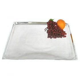 "Mod Regal Tray - 18"" Square for Rent"