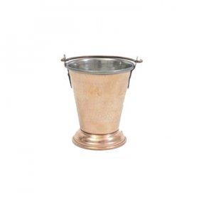 Moroccan Copper Mini Pail for Rent
