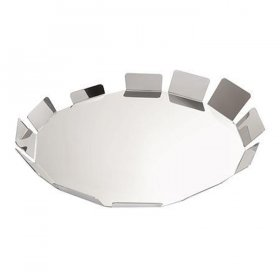 Oval Italia Tray w/ Tabs for Rent