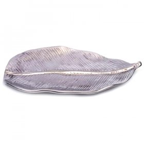 "Regal Banana Leaf Tray 20"" x 10"" for Rent"