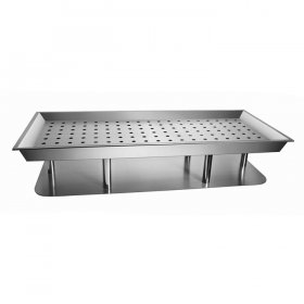 Stainless Steel Raw Bar Display for Rent
