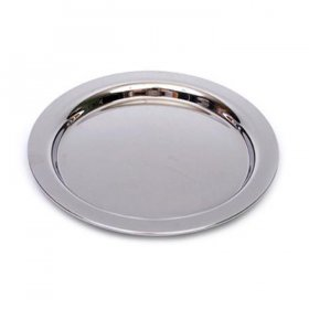 Stainless Tray - 12 Round for Rent
