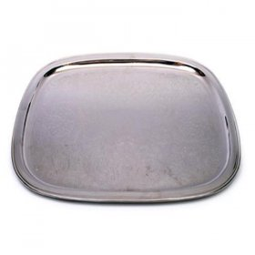 "Stainless Tray Rectangle - 24"" x 18"" for Rent"
