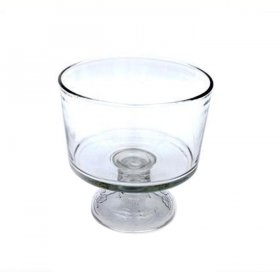 Trifle Glass Bowl for Rent