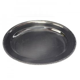 "Waldorf Edge Tray - 24"" x 12"" Oval for Rent"