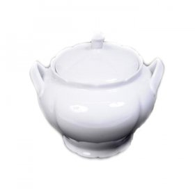 White Soup Tureen for Rent