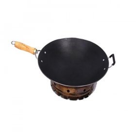 "Wok with Ring 14"" for Rent"