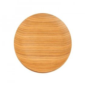 "Wood Tray 16"" Round for Rent"