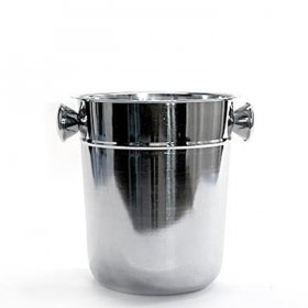 Stainless Champagne Bucket (8 qt) for Rent