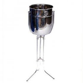 Ice Bucket Stand for RentStainless Wine Bucket with Stand
