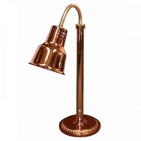 Copper Heat Lamp for Rent