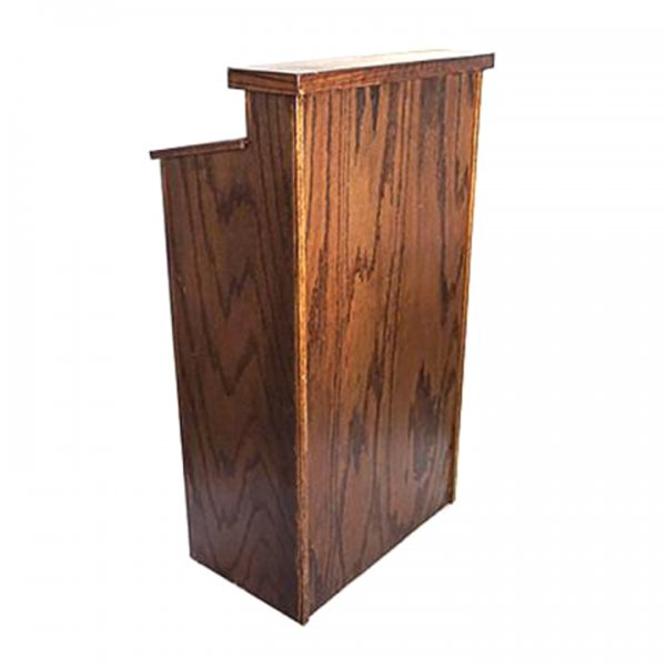 Wood Podium for Rent