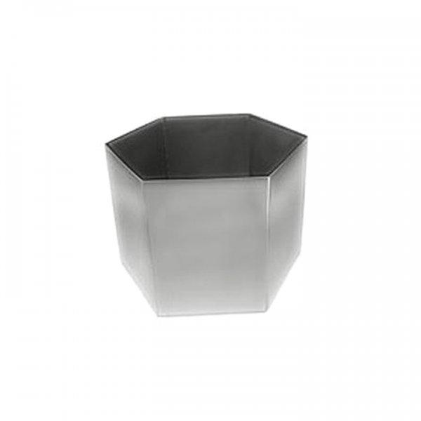 Hexagon Mod Stainless Steel Riser for Rent