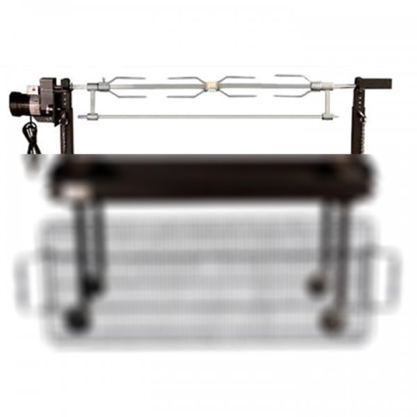 Rotisserie Top for 5' Charcoal Grill for Rent