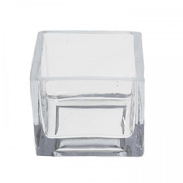 Square Glass Cube for Rent