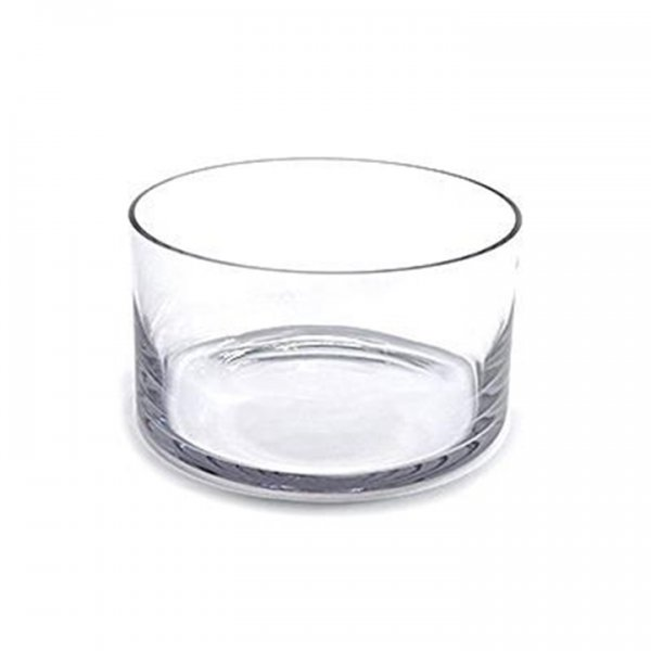 Straight Glass Bowl for Rent