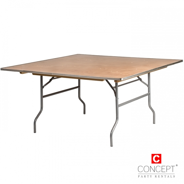 Square Table for Rent